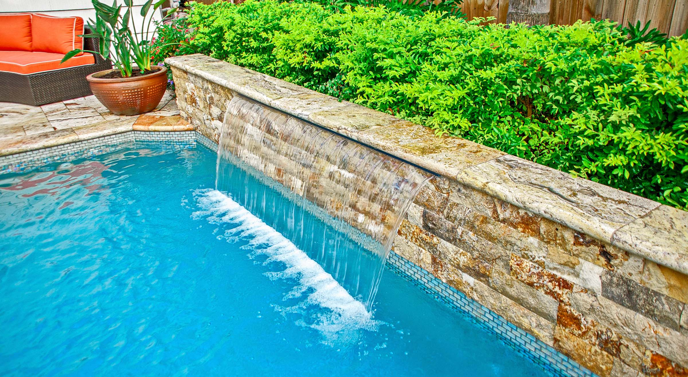 Natural Stone Haven